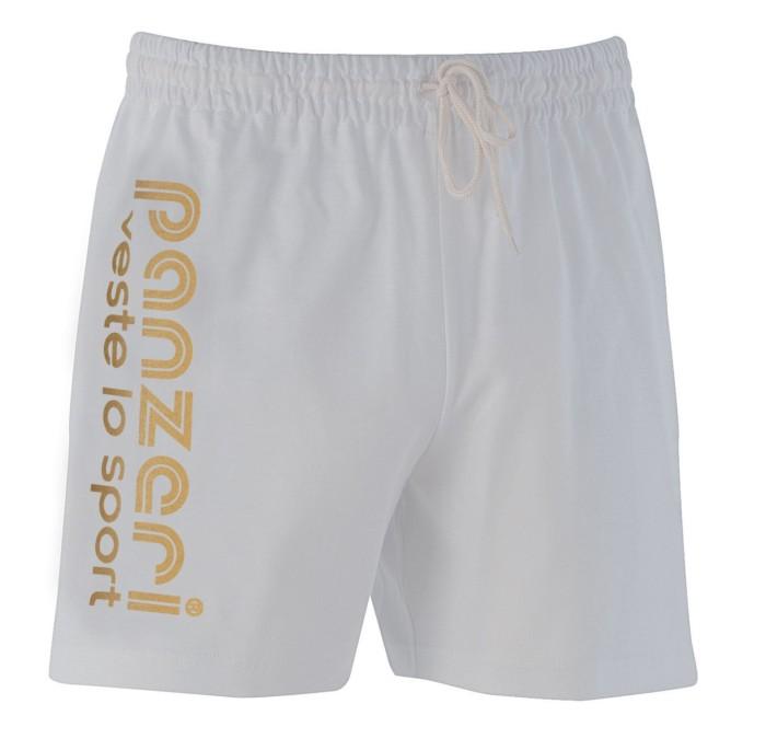 UNI A blanc/or