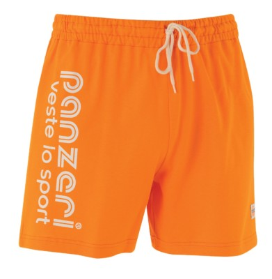 UNI A orange/blanc