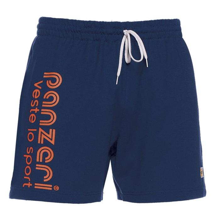 UNI A marine/orange fluo