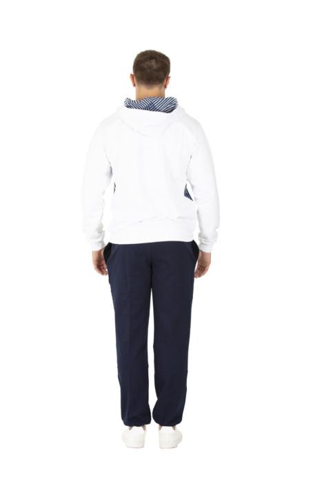 URBAN E blanc/marine (mixte)