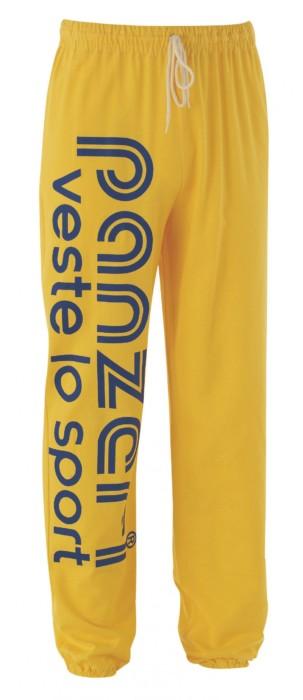 UNI H jaune/marine